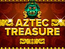Игровой аппарат Сокровища Ацтеков: играть бесплатно
