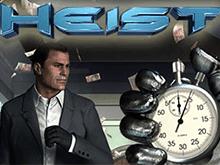 Игровой аппарат Heist: играть бесплатно