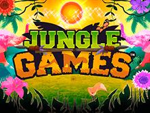 Игровой слот Jungle Games: играть онлайн