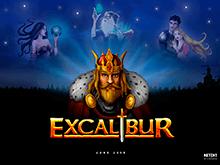 Игровой аппарат Экскалибур — играть бесплатно